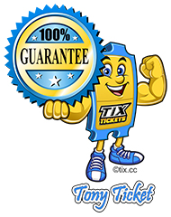 100% Tony Ticket Guarantee